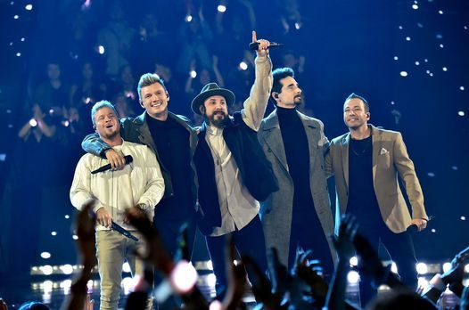 Backstreet Boys: DNA' World Tour, 12 September | Event in Oklahoma City | AllEvents.in