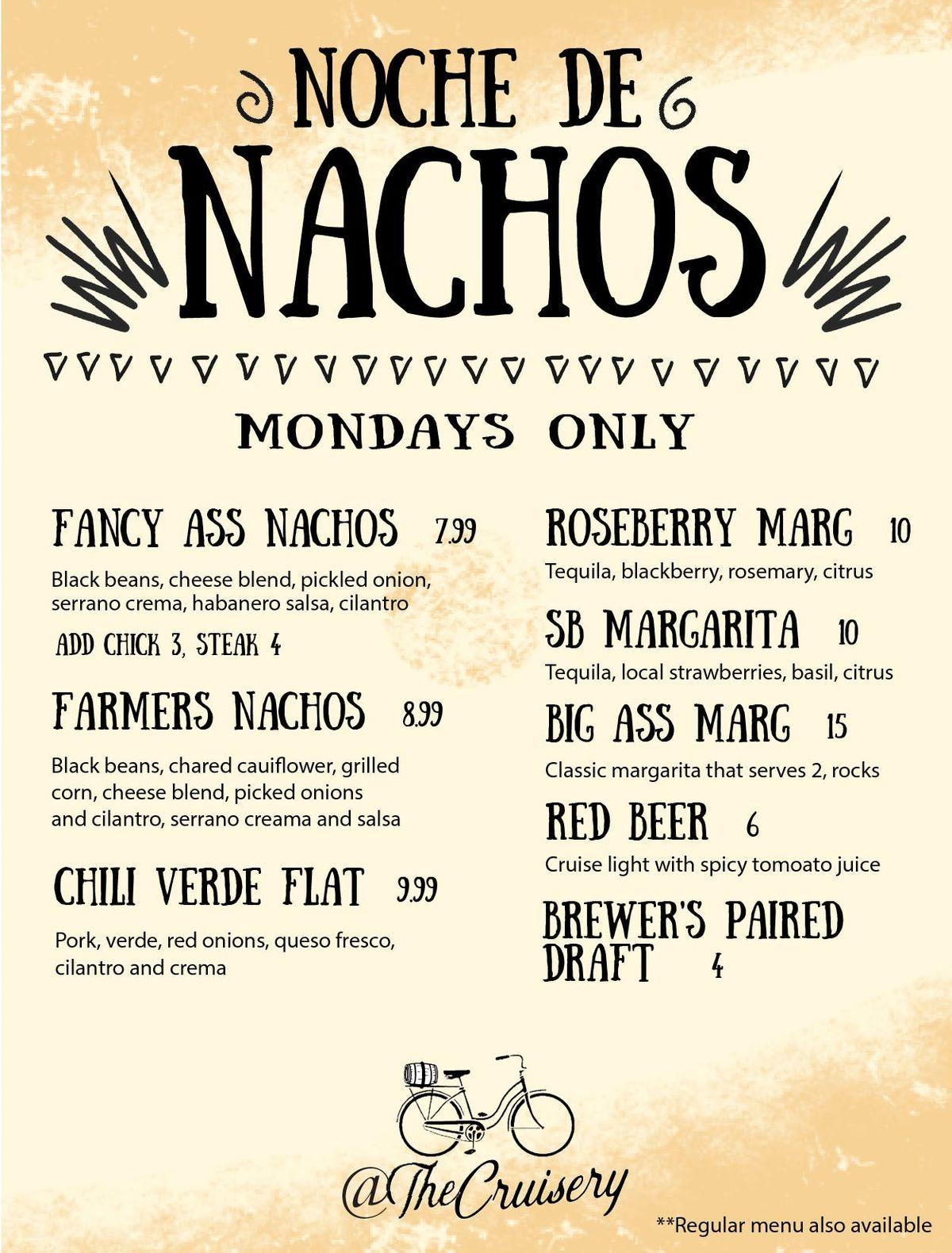 Nacho Night