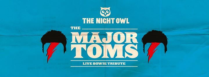 The Major Toms (Live Bowie Tribute)