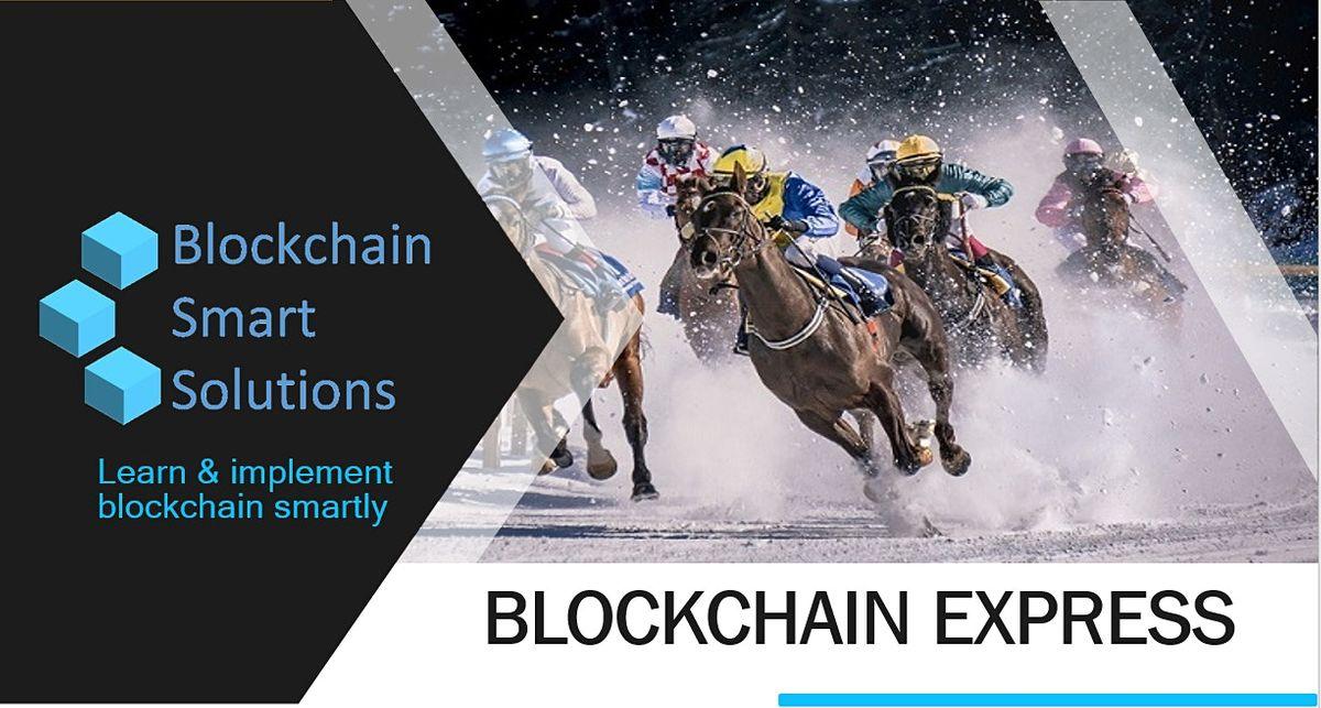 Blockchain Express Webinar | Dublin | Event in Dublin | AllEvents.in