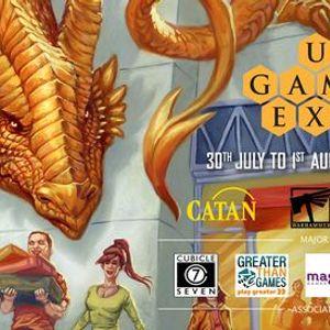 UKGE 2021 w Steve Jackson Games