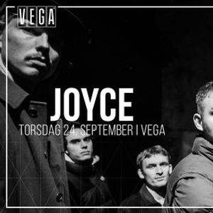 Joyce - VEGA  Special Guest Zar Paulo