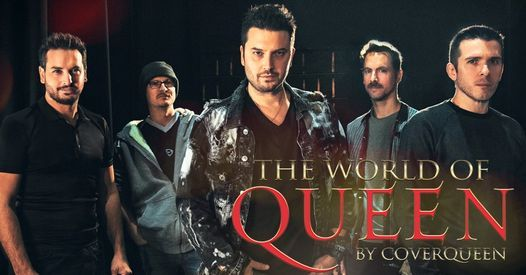 The World of Queen by CoverQueen  Hygiaphone  Caen