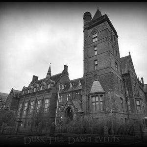 Abandoned Newsham Park Asylum and Orphanage Ghost Hunt