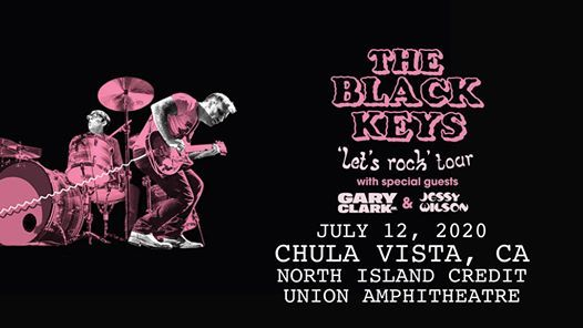 The Black Keys - Lets Rock Tour