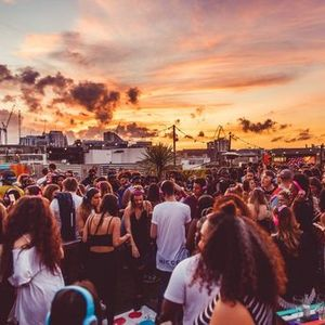 The London Freshers Rooftop Party - Click interested now