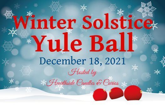 Christmas Tour 2021 Omaha 2021 Winter Solstice Yule Ball Tba Omaha December 19 2021 Allevents In