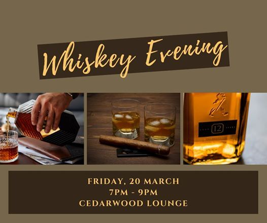 A Whiskey Experience with Live Jazz