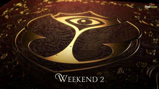 Tomorrowland Belgium 2019 - Weekend 2 - Voyage Festimove