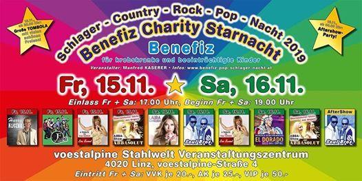 Schlager Rock und Pop Nacht 2019