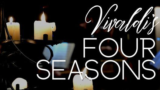 Vivaldi's Four Seasons by Candlelight, 26 November | Event in Manchester | AllEvents.in