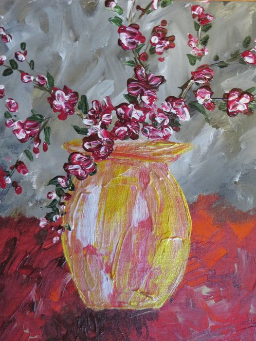 Apple Blossom Time ~ Virtual PWJ ~ Free, 12 May | Online Event | AllEvents.in