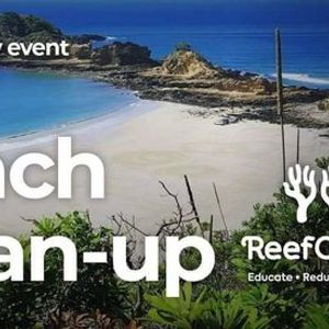 Cape Kimberley Clean-up