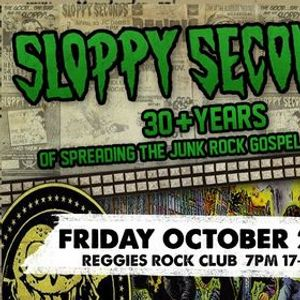 Sloppy Seconds  Downtown Brown  Vacation Bible School  Evil Engine at Reggies