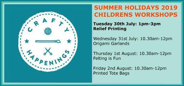 Holiday Club - Relief Printing