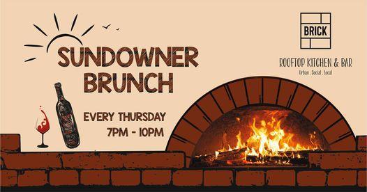 Brick - Sundowner Brunch, 29 October | Event in Abu Dhabi | AllEvents.in