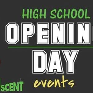 Baines High School Opening Day Event