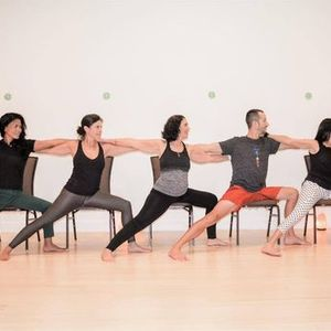 Chair Yoga Certification