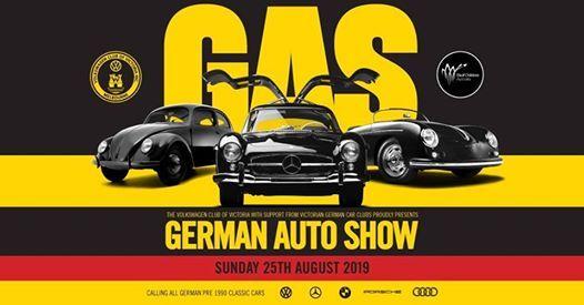 German Auto Show 2019