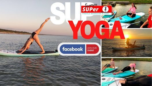 SUP Meditation Session, 21 April | Event in Swansea | AllEvents.in