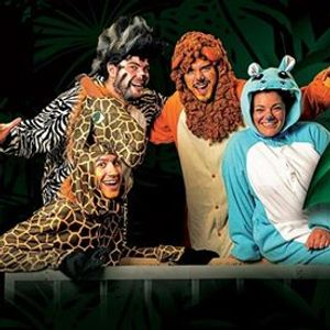 Plaza Theatrical Presents Madagascar Live
