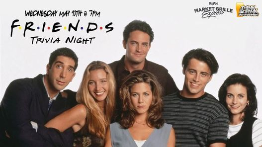 Friends Trivia Night / TBA, 31 December | Event in Davenport | AllEvents.in