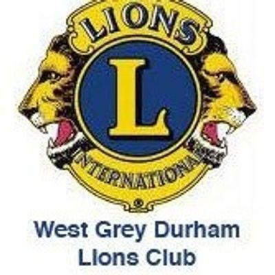 West Grey Durham Lions Club