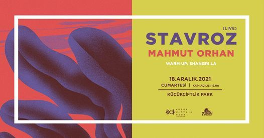 Stavroz Live // Istanbul, 18 December | Event in Istanbul | AllEvents.in