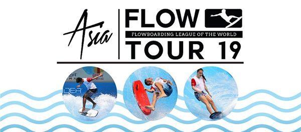 Asia FLOW Tour 2019 4 - Cartoon Network Amazone
