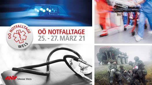 OÖ Notfalltage 2020, 25 March | Event in Wels | AllEvents.in