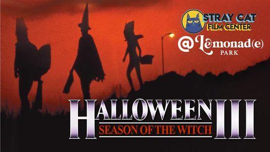 Halloween III at Lemonad(e) Park