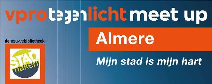 VPRO Tegenlicht meet-up Almere mijn stad is mijn hart