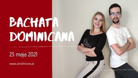 Bachata Dominicana - warsztaty // 23.05 Art of Move, 23 May | Event in Poznan | AllEvents.in