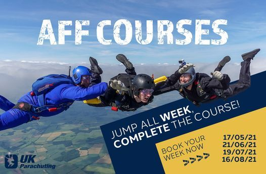 AFF Course, 16 August | Event in Peterborough | AllEvents.in