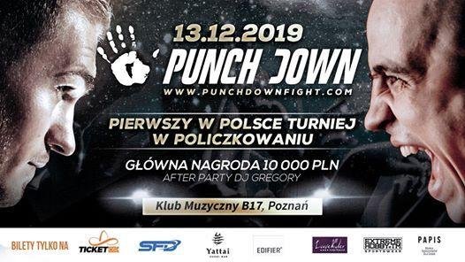 GALA Punchdown