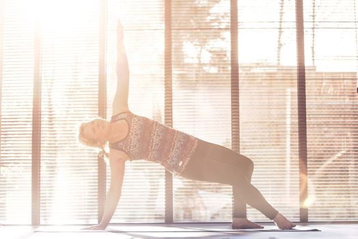 Yoga mod stress - 6 ugers forlb