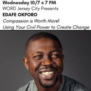 WORD JC presents Edafe Okporo with Compassion is Worth More