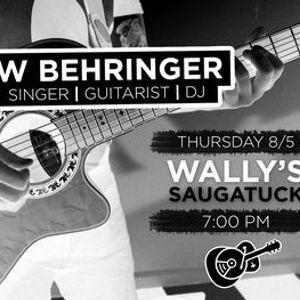 Drew Behringer Live in Saugatuck