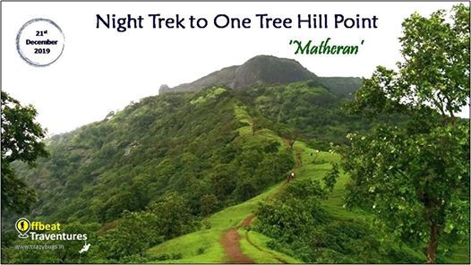 Night Trek to One Tree Hill Point