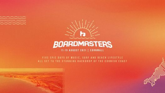 Boardmasters 2021 (Official Event Page), 11 August   Event in Barking   AllEvents.in