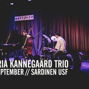 Maria Kannegaard Trio  Bergen Jazzforum