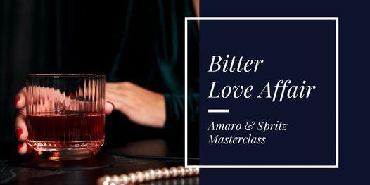 Bitter Love Affair - Amaro & Spritz Masterclass   Event in Dunedin   AllEvents.in