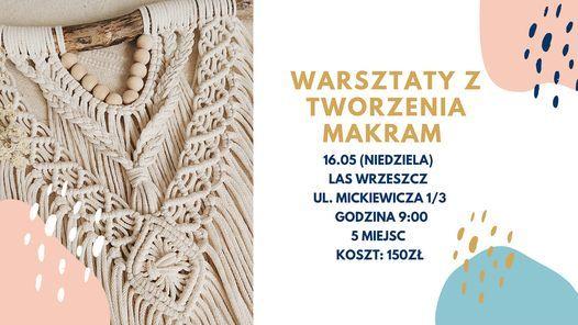 Warsztaty z tworzenia makram | Event in Gdansk | AllEvents.in