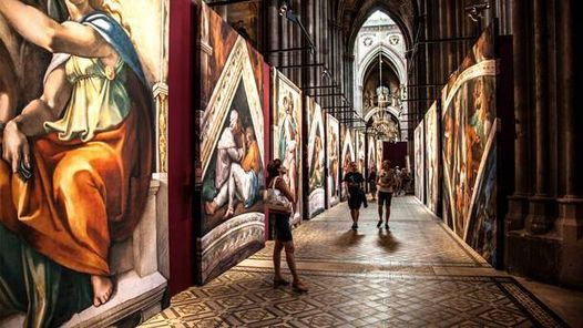 Michelangelo's Sistine Chapel, 20 August | Event in Los Angeles | AllEvents.in