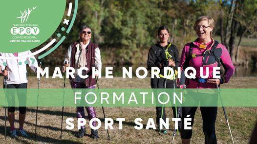 Formation Marche Nordique Sport Sant