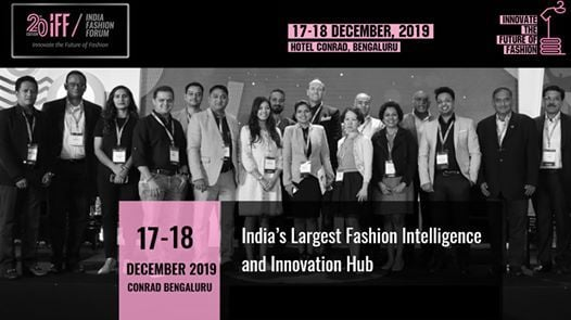 India Fashion Forum 20th Edition