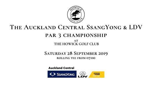 Par 3 Championship at Howick Golf Club