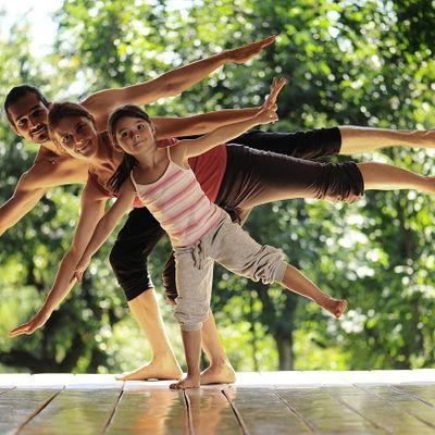 Harmony Family Yoga