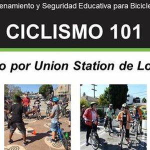 Ciclismo 101 Navegando por Union Station de Los Angeles - En lnea