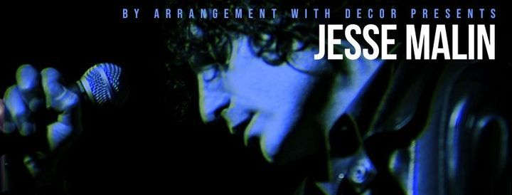 NEW DATE: Jesse Malin   Ancienne Belgique, 6 June   Event in Brussels   AllEvents.in